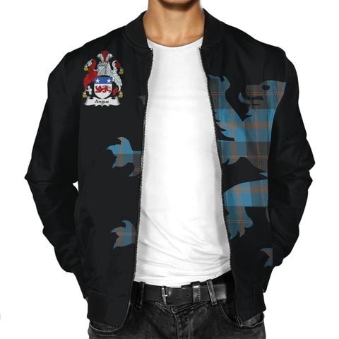 Image of Angus Ancient Lion And Thistle Men Jacket