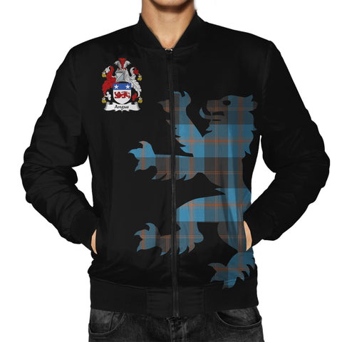 Angus Ancient Lion & Thistle Men Jacket