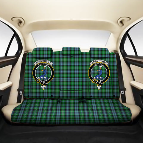 Arbuthnot Ancient Clan Crest Tartan Back Car Seat Covers A7