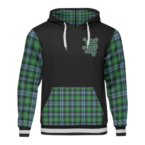Image of Arbuthnot - Tartan All Over Print Hoodie - BN