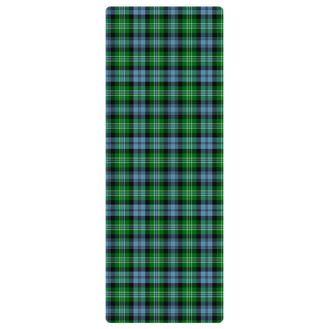 Arbuthnot Ancient Clan Tartan Yoga mats