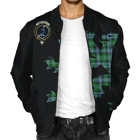 Image of Arbuthnot Lion And Thistle Men Jacket