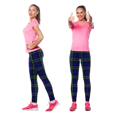Arbuthnot Modern Tartan Leggings| Over 500 Tartans | Special Custom Design