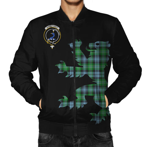 Image of Arbuthnot Lion & Thistle Men Jacket