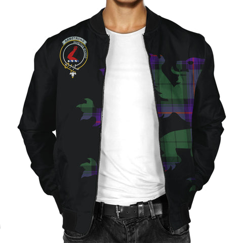 Image of Armstrong Lion And Thistle Men Jacket