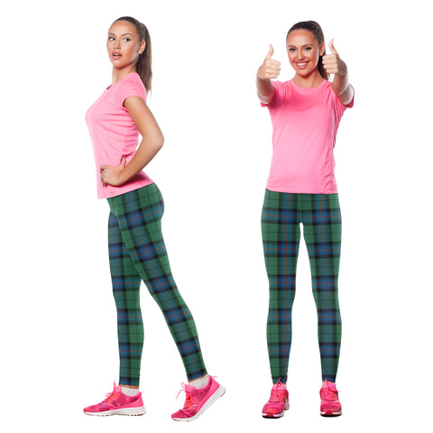 Armstrong Ancient Tartan Leggings | Scottishclans.co