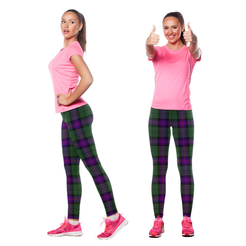 Armstrong Modern Tartan Leggings| Over 500 Tartans | Special Custom Design