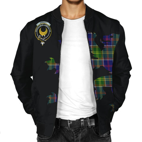 Arnott Lion And Thistle Men Jacket