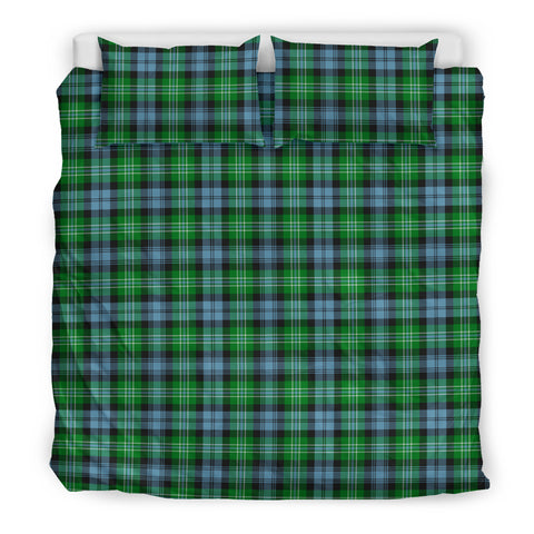 Image of Arbuthnot Ancient tartan bedding, Arbuthnot Ancient tartan duvet covers, Arbuthnot Ancient plaid king bed, bedding sets queen, twin bedding sets
