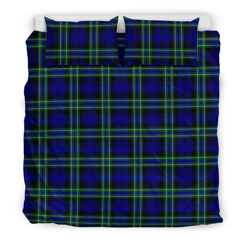 Image of Arbuthnot Modern tartan bedding, Arbuthnot Modern tartan duvet covers, Arbuthnot Modern plaid king bed, bedding sets queen, twin bedding sets