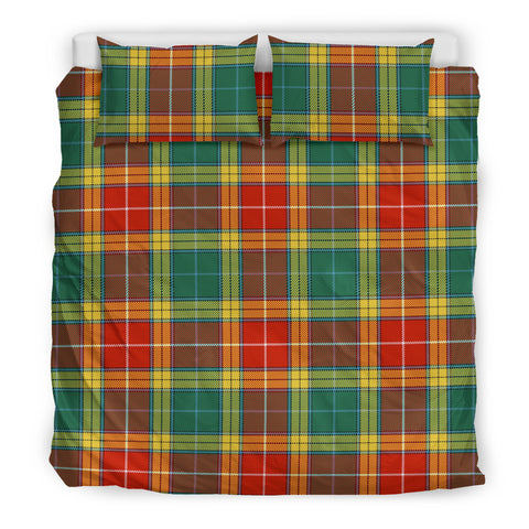 Buchanan Old Sett tartan bedding, Buchanan Old Sett tartan duvet covers, Buchanan Old Sett plaid king bed, bedding sets queen, twin bedding sets