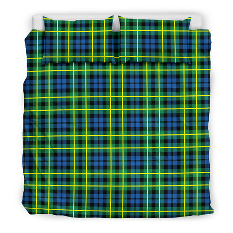 Campbell of Breadalbane Ancient tartan bedding, Campbell of Breadalbane Ancient tartan duvet covers, Campbell of Breadalbane Ancient plaid king bed, bedding sets queen, twin bedding sets