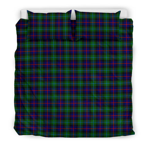 Image of Campbell of Cawdor Modern tartan bedding, Campbell of Cawdor Modern tartan duvet covers, Campbell of Cawdor Modern plaid king bed, bedding sets queen, twin bedding sets
