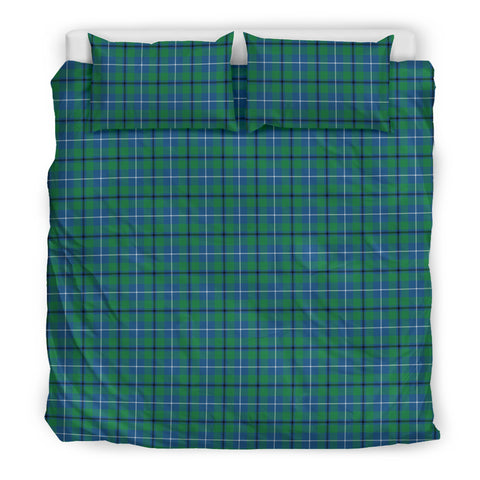 Douglas Ancient tartan bedding, Douglas Ancient tartan duvet covers, Douglas Ancient plaid king bed, bedding sets queen, twin bedding sets