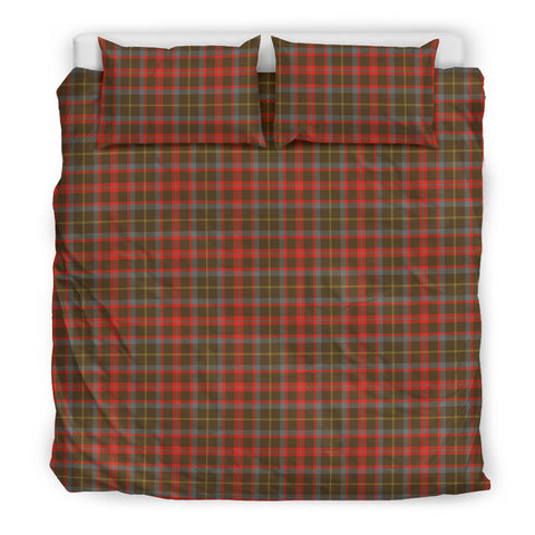 MacKintosh Hunting Weathered tartan bedding, MacKintosh Hunting Weathered tartan duvet covers, MacKintosh Hunting Weathered plaid king bed, bedding sets queen, twin bedding sets