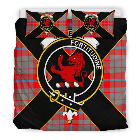 Image of Moubray Tartan Duvet Cover Set - Luxury Style King Size