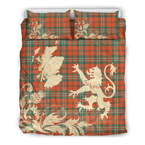SCOTT ANCIENT Bedding Set