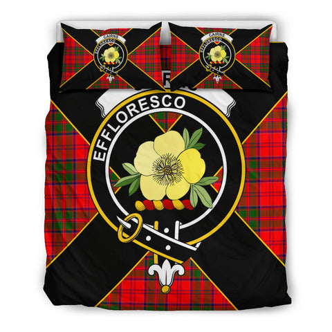 Image of Cairns Tartan Duvet Cover Set - Luxury Style Queen Size