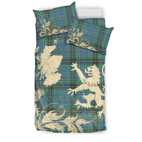 Image of MacInnes Ancient Tartan,