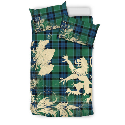 Graham of Menteith Ancient Tartan,