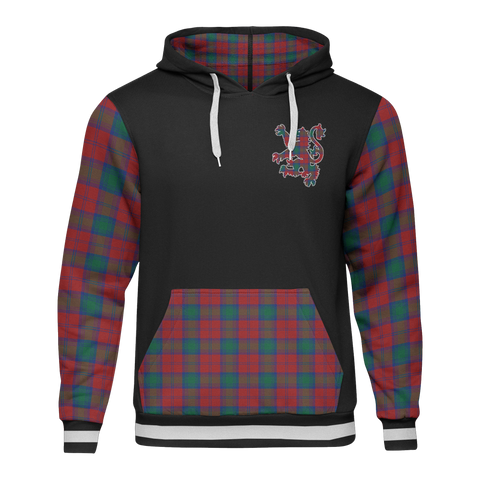 Image of Auchinleck - Tartan All Over Print Hoodie - BN
