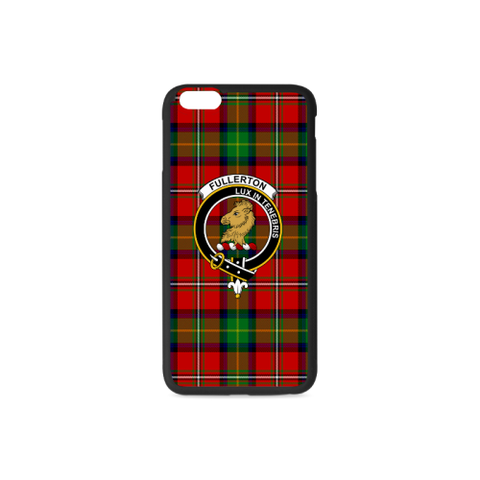 Fullerton Tartan Clan Badge Luminous Phone Case IPhone 7