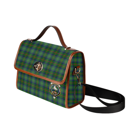 Image of Cranstoun Clan Tartan Canvas Bag | Special Custom Design