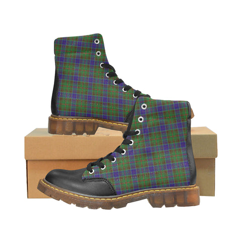 Image of Adam Tartan Apache Boots | Tartan Footwear | Over 500 Tartans & 300 Clans