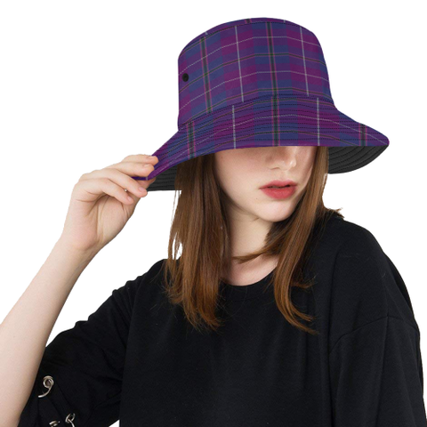 Pride Of Glencoe Tartan Bucket Hat | Scottishclans.co