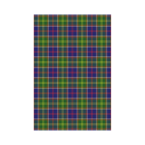 Ayrshire District Tartan Flag | Scottishclans.co