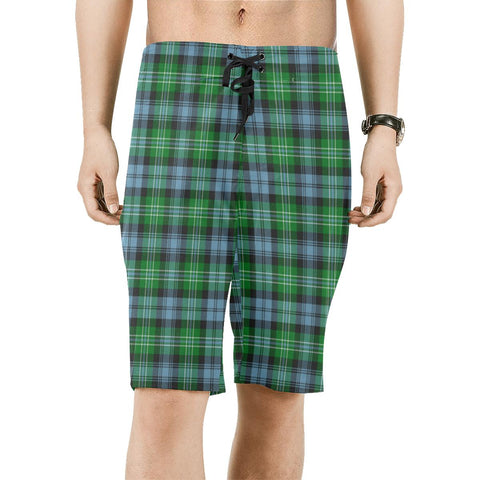 Image of Arbuthnot Ancient Tartan Board Shorts | scottishclans.co