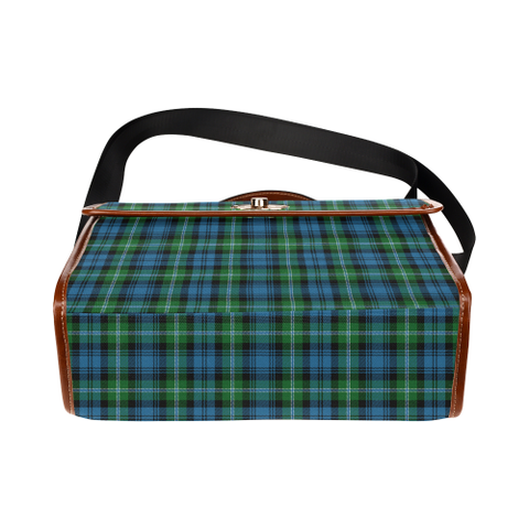 Lyon Clan Tartan Canvas Bag | Special Custom Design