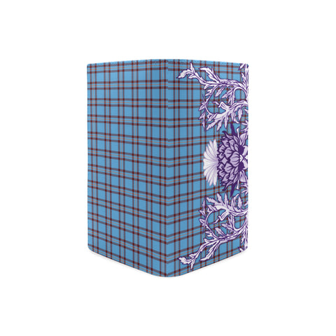 Elliot Ancient Tartan Wallet Women's Leather Thistle A91