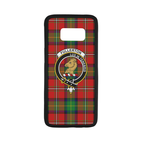 Fullerton Tartan Clan Badge Luminous Phone Case IPhone 5/5s