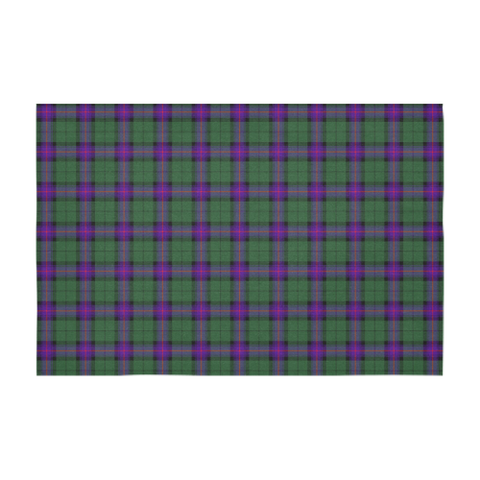 Image of Armstrong Modern Tartan Tablecloth | Home Decor