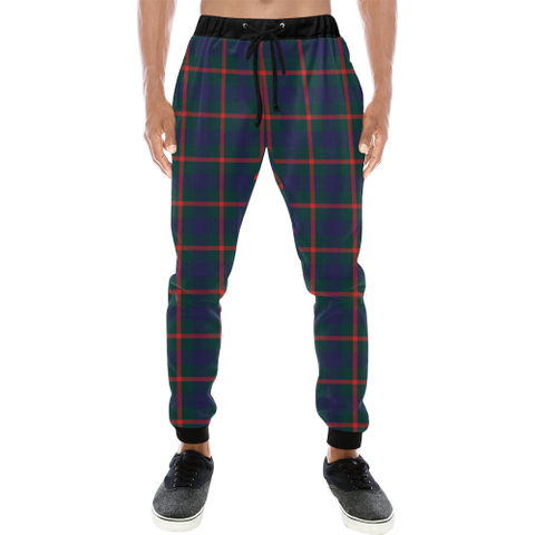 Image of Agnew Modern Tartan Sweatpant | Great Selection With Over 500 Tartans