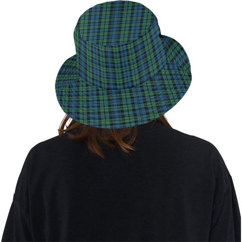 Campbell Ancient 02 Tartan Bucket Hat for Women and Men K7