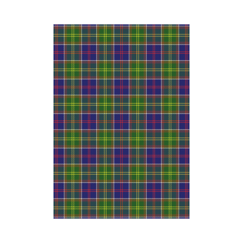 Ayrshire District Tartan Flag K7