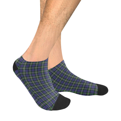 Image of Baird Modern Tartan Ankle Socks | scottishclans.co