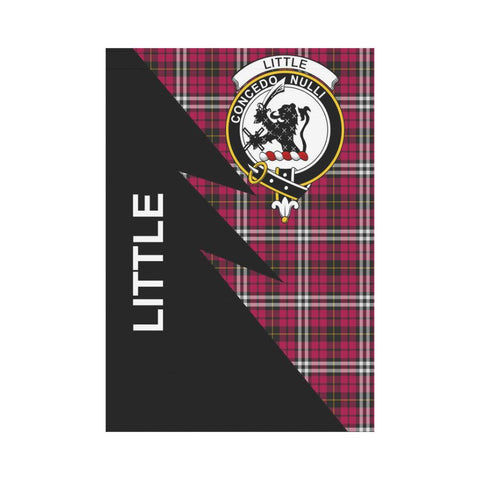 "Little Tartan Garden Flag - Flash Style 28"" x 40"""