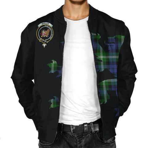 Baillie Lion And Thistle Men Jacket