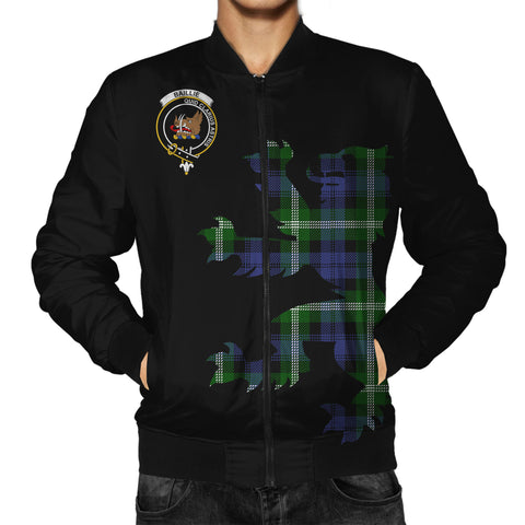 Baillie Lion & Thistle Men Jacket