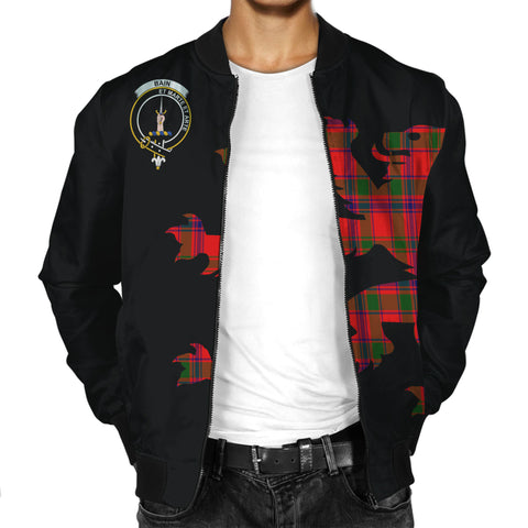 Bain Lion And Thistle Men Jacket