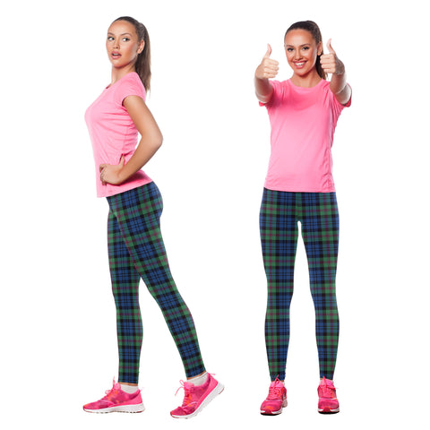 Baird Ancient Tartan Leggings| Over 500 Tartans | Special Custom Design