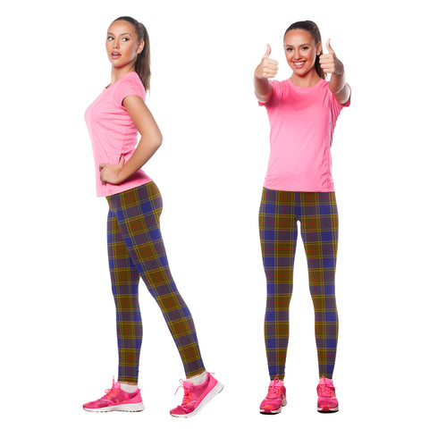 Balfour Modern Tartan Leggings| Over 500 Tartans | Special Custom Design