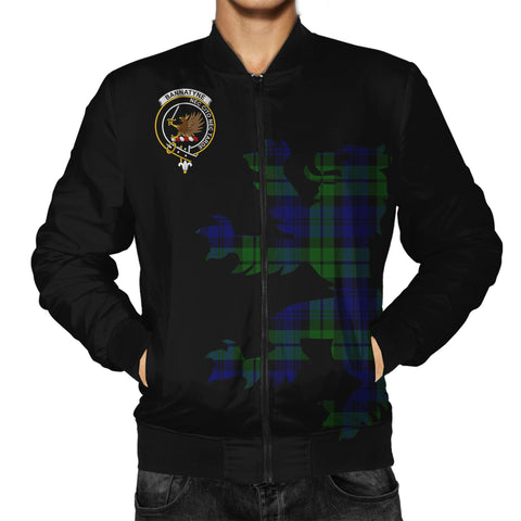 Bannatyne Lion & Thistle Men Jacket