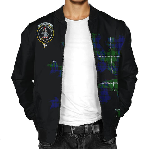 Image of Bannerman Lion And Thistle Men Jacket