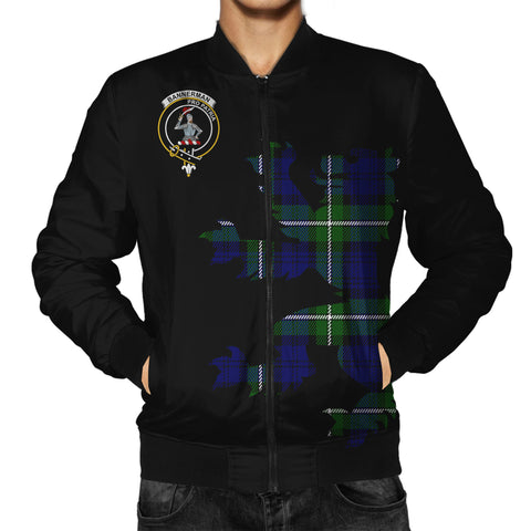 Bannerman Lion & Thistle Men Jacket