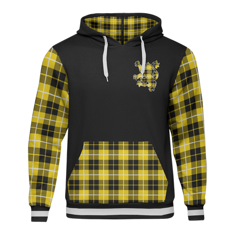 Barclay - Tartan All Over Print Hoodie - BN