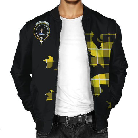 Barclay Lion And Thistle Men Jacket